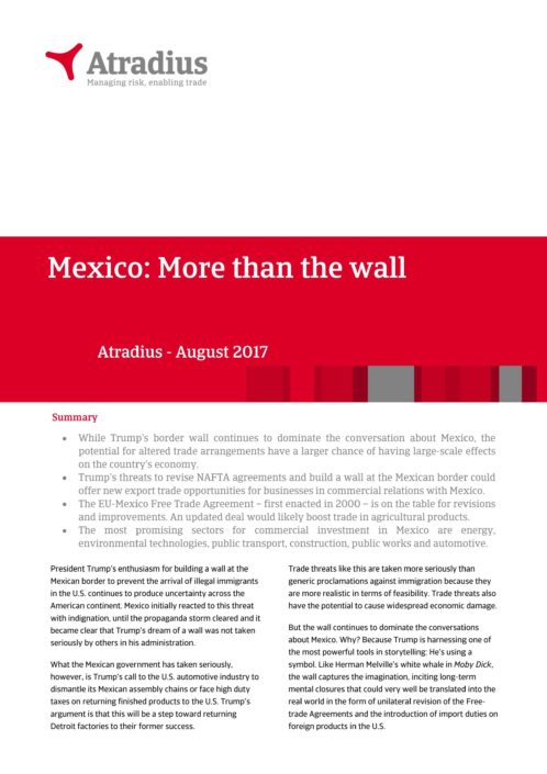 Mexico: More than the wall